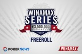 Winamax Series VI freeroll