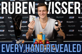 Ruben Visser: Every Hand Revealed - Heads-up tegen Visockis (deel 5)