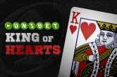 Unibet King of Hearts