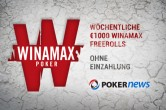 Winamax 1,000 Freerolls