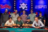 WSOP November Nine 2013
