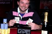 2013 GUKPT Reading champion James Martin
