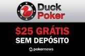 duck poker bonus money