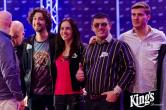 игроки в King's Casino
