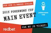 Kwalificeer je voor slechts €1 voor de PokerNews Cup op Redbet!