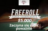 Freeroll o 5,000$ na Full Tilt
