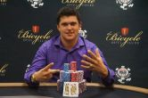 Valentin Vornicu Defeats 641 Players to Win WSOP Circuit Bicycle Casino for $197,110