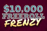 PKR Freeroll Frenzy