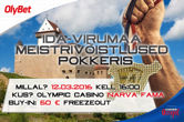 Ida-Virumaa meistrivõistlused pokkeris