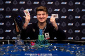 Polish Phenom Dzmitry Urbanovich Wins 2016 EPT Dublin Main Event for €561,900