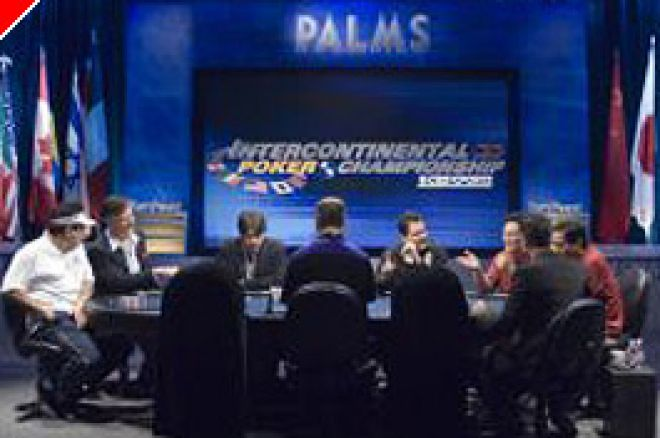 Intercontinental Poker Championship To Debut This Weekend On CBS 0001