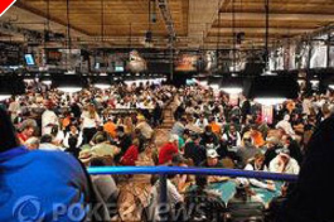 2007 WSOP Recap: Event #3 $1,500 No Limit Hold 'Em, Day One -- Records Smashed and Money... 0001