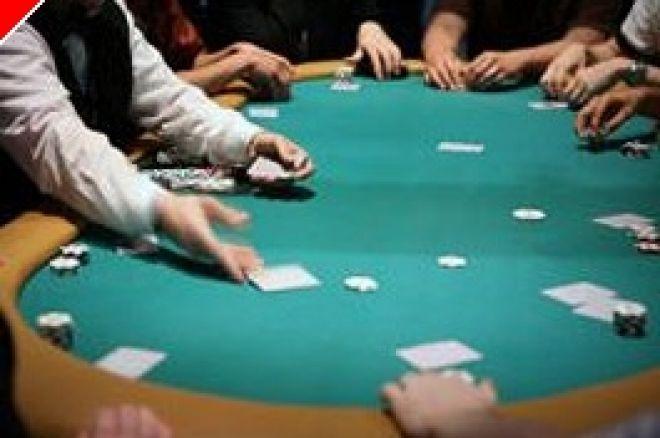 Poker Room Review: Rockingham Park Poker Room, Salem, NH 0001