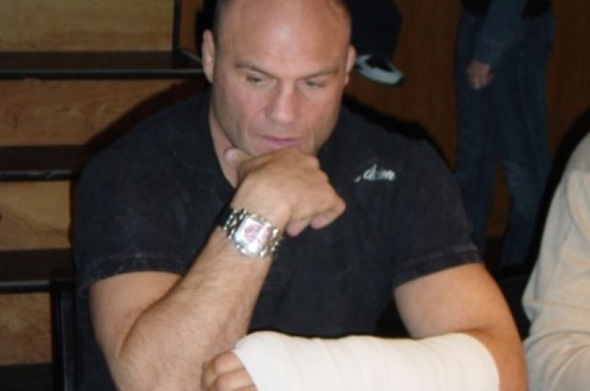 On Duty with Randy Couture and the 'Operation All In' Poker Fundraiser 0001