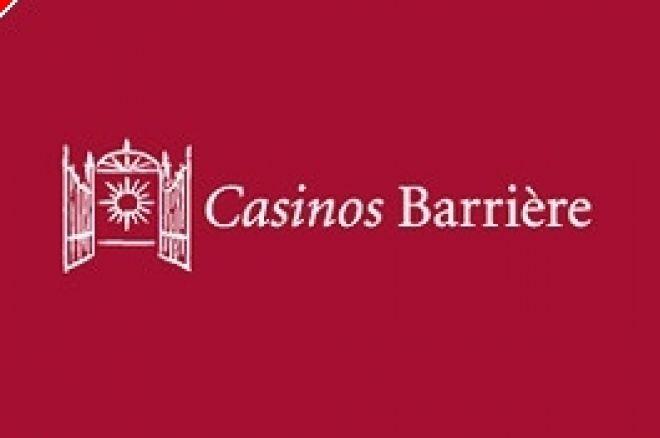 Tournois de poker casino deauville
