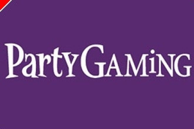PartyGaming Announces $105M Settlement with U.S. Government 0001
