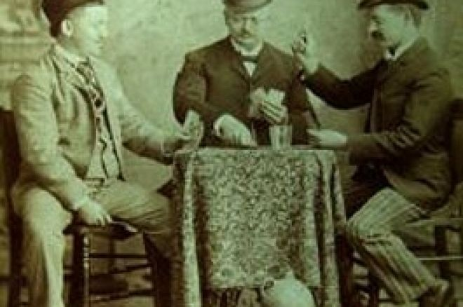 old-time poker