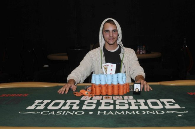 Dan Livingston Wins World Series of Poker Circuit Horseshoe Chicago Main Event 0001