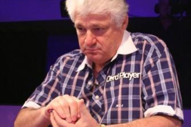 Barry Shulman schiet uit zijn slof