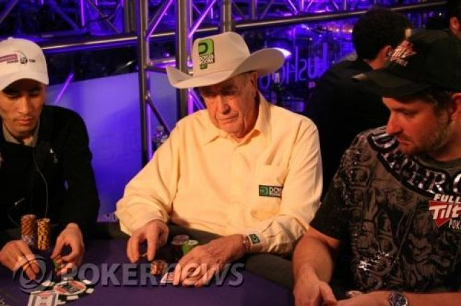 Doyle Brunson Added to Party Poker's Premier League IV Line-up 0001