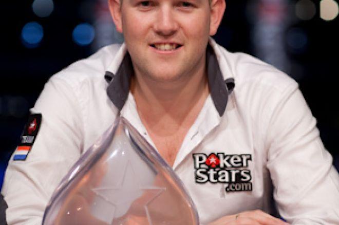 PokerNews PROfile - Pieter de Korver