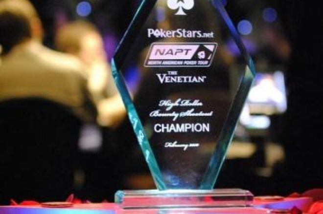 The NAPT on ESPN: Seiver Leads Bounty Race in $25,000 Shootout at the Venetian 0001