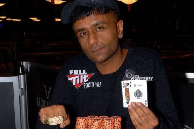 World Series of Poker 2010: Praz Bansi Wins Second Bracelet in Event Number #5: $1,500 No... 0001