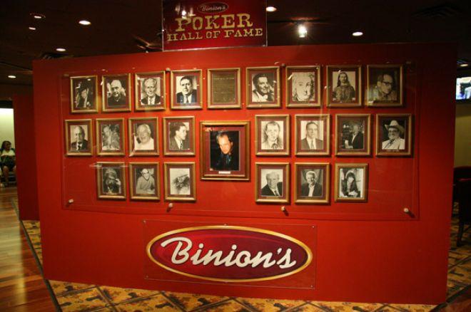 PokerNews Boulevard: Nominaties 2010 Poker Hall of Fame, en meer..
