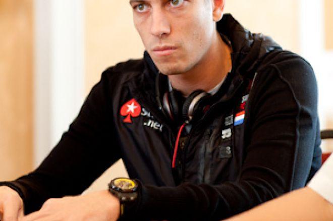 """EPT Wenen: Lex """"RaSZi"""" chipleader der 'echte' Nederlanders na Dag 1A"""