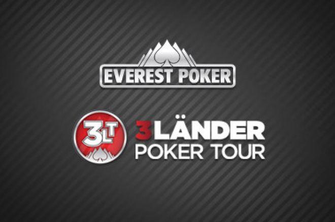 Exclusieve €3.000 Freeroll naar 3 Lander Poker Tour Grand Finale in Wenen bij Everest Poker