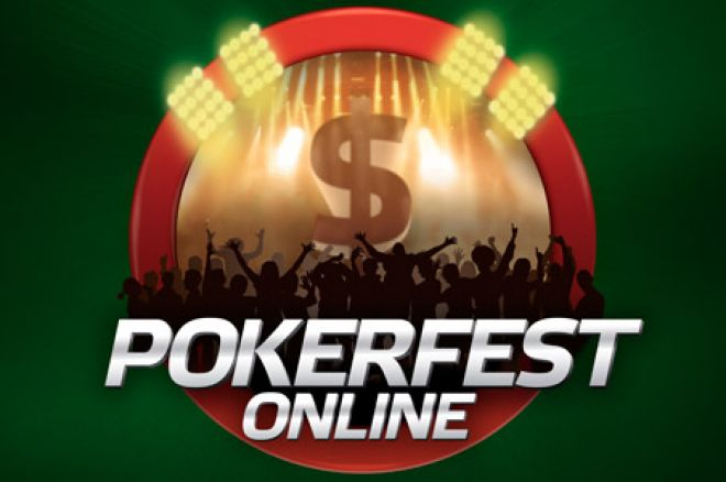PartyPoker Weekly: $3 Million garantidos no PartyPoker Poker Fest inaugural 0001