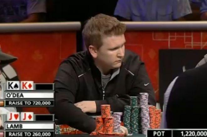 World Series of Poker Main Event - Wie haalt de November Nine?