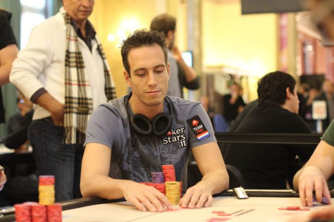 PokerStars.it EPT San Remo | Lex Veldhuis top-tien stack in San Remo