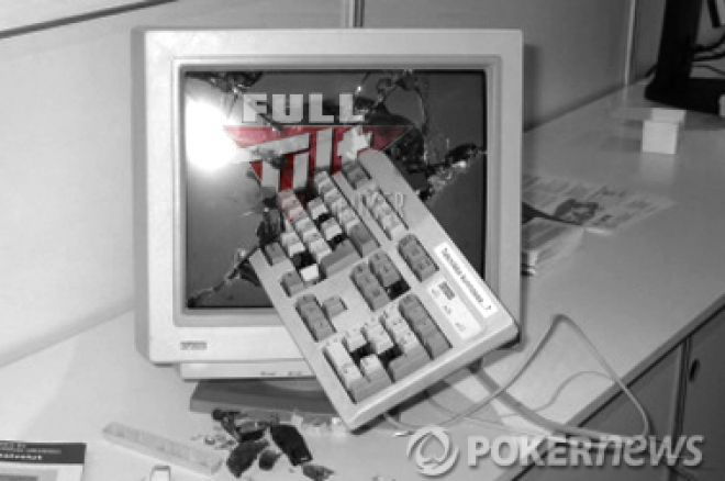Full Tilt Poker licencie 180 personnes