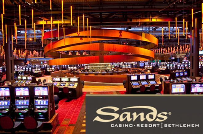 Sands casino pa free drinks