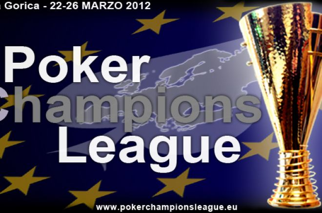 Poker Champions League in arrivo al Perla 0001