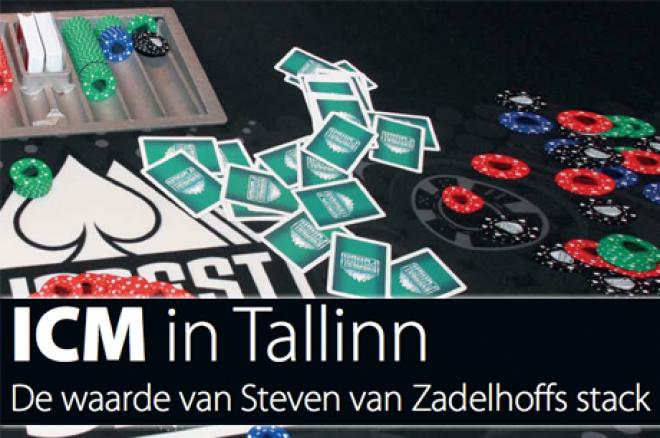 Het beste van PokerNews Magazine: ICM in Tallinn