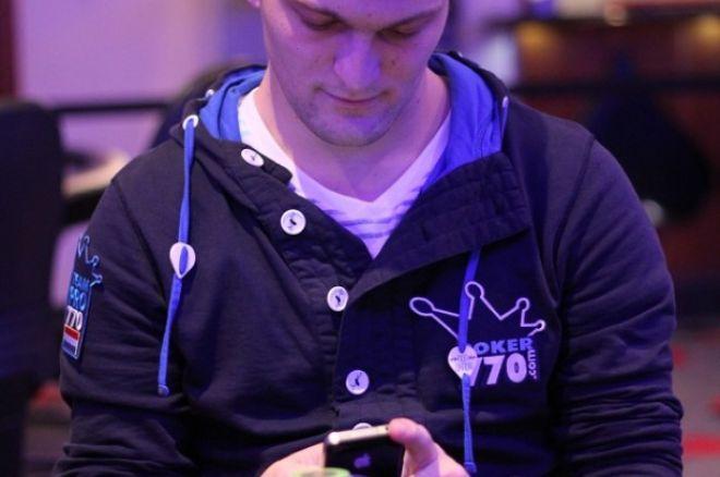PokerNews Boulevard: Ruben Visser naar Dag 3 Mega Poker Series Nottingham 0001