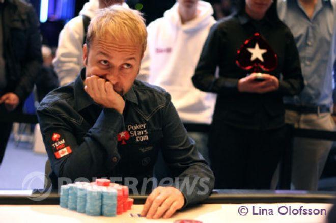 PokerStars Daniel Negreanu