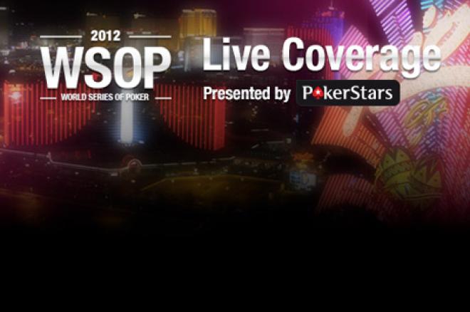 PokerNews.nl doet exclusief verslag van het World Series of Poker 2012 Main Event!