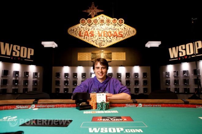 Vincent van der Fluit wint WSOP Event #11 $1.500 Pot Limit Omaha! ($265.221) 0001