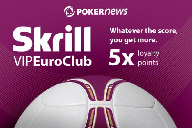 Word een Skrill VIP en verdien vijf keer meer Loyalty Points!