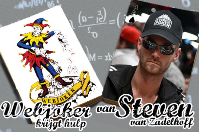 Webjoker krijgt hulp van Steven van Zadelhoff: De Sunday Million voor beginners (deel 7)