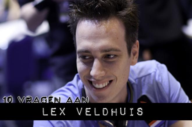 10 Vragen aan: Lex Veldhuis