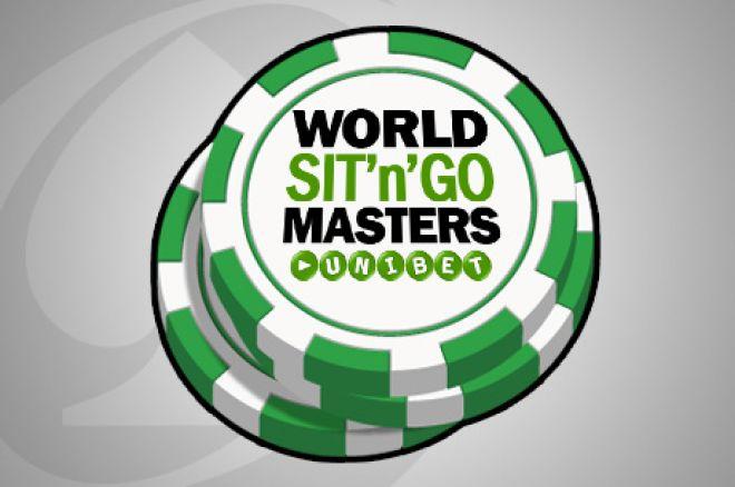 Sit 'n' Go Masters
