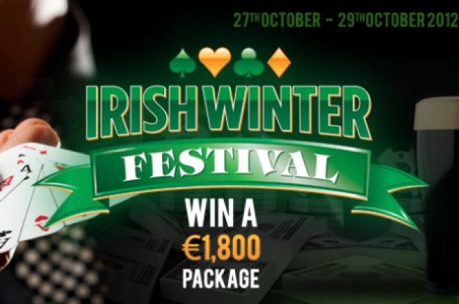 Kwalificeer je voor het 2012 Irish Winter Festival met William Hill
