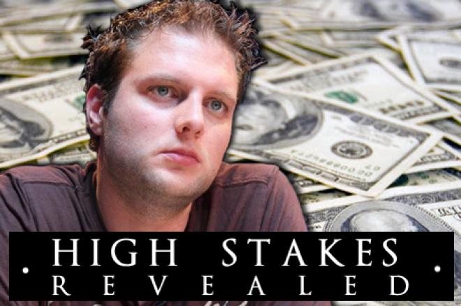 High Stakes Revealed - Van der Sman wint bijna een half miljoen in één sessie