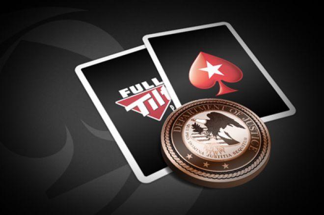NIEUWS: Deal Full Tilt, PokerStars & U.S Department of Justice eindelijk rond 0001
