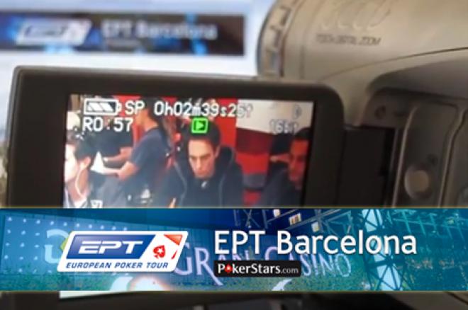 EPT Journaals terug tijdens de EPT Barcelona