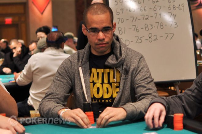 PokerNews Boulevard: Tony Gregg chipleader WPT Parx, Negreanu's Challenge, en meer..